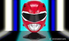 Mighty Morphin Power Rangers Legacy Red Ranger Helmet