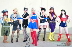 This DC Cosplay Is Bombshell-tastic