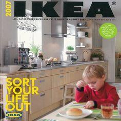 Ikea Catalogue 2009 the 2009 ikea catalogue. | ikea catalogue covers | pinterest