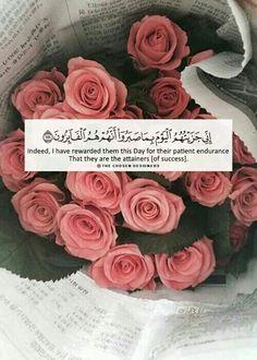 Surah Al-Mukminuun (The Believers) ------ 𝙿𝚒𝚗𝚝𝚎𝚛𝚎𝚜𝚝: Islamic Qoutes, Islamic Images, Muslim Quotes, Islamic Pictures, Religious Quotes, Arabic Quotes, Islamic Art, Beautiful Quran Quotes, Quran Quotes Inspirational