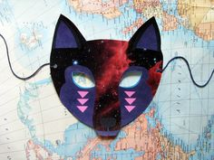 19 DIY Mask Disguises - From Galactic Animal Accessories to DIY Steampunk Designs (TOPLIST)