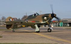 Hurricane, in her Battle of Britain era (F) Squadron markings. Ww2 Aircraft, Military Aircraft, Hawker Hurricane, The Spitfires, Battle Of Britain, Dog Fighting, Nose Art, Royal Air Force, Cover Photos