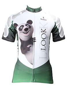 be1d43921 PaladinSport Women s Panda Spring and Summer Style 100% Poly... – USD   ·  Sport OutfitsWomen s Cycling JerseyCycling ...