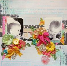 Erin Blegen: My Scrap Cabin: Prima ArtZine {August Issue} Projects