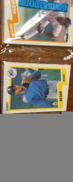 33 Best 1990 Fleer Images In 2016 Baseball Cards Baseball Sports