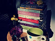 Sarah Dessen and Tea 2 by J. M. Richards, via Flickr