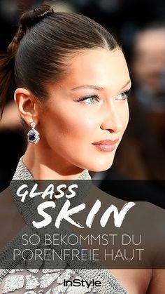 Glass Skin: The new beauty trend describes flawless, non-porous skin. With these products you get the perfect complexion. Glass Skin: The new beauty trend describes flawless, non-porous skin. With these products you get the perfect complexion. Beauty Skin, Beauty Makeup, Eye Makeup, Beauty Trends, Beauty Hacks, Beauty Tips, Diy Beauty, Beauty Care, Homemade Beauty