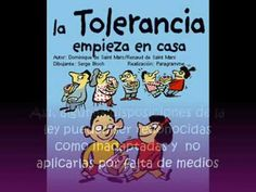 Video: tolerancia Fuente: https://www.youtube.com/watch?v=xzhEo7wzMCw
