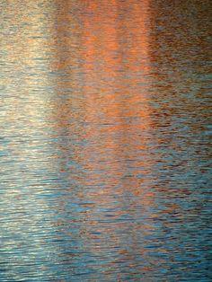 Monet like composition, content, palette