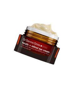 8 Products That Work Better Than Botox: No. 7: Dr. Dennis Gross Ferulic + Retinol Eye Cream, $68