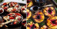 Für den perfekten Grillabend muss es nicht immer Fleisch sein. Wir haben für euch unfassbar leckere vegetarische Alternativen zum Grillen...
