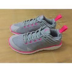 Women Nike Air Jordan Running Shoes Grey Rose Nike Shoes For Sale, Nike Shoes Cheap, Cheap Nike, Buy Cheap, Women Nike, Air Jordan Shoes, Running Shoes, Air Jordans, Nike Air