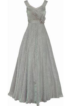 Dove Grey Dress