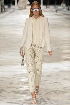 Roberto Cavalli Spring 2014 Ready-to-Wear Collection #MFW