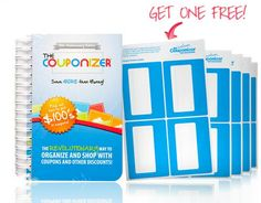 THE Customizable COUPONIZER Review & Giveaway!!!