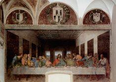 IL Cenacolo di Leonardo.Milano.Italia