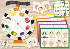 Mom Cards, Games, Fresh, Occupational Therapy, Gaming, Plays, Game, Toys