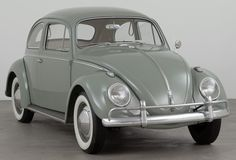 Volkswagen, Type 1 Sedan. Also known as the Beetle -1959