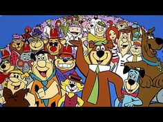 Hanna Barbera, Childhood Tv Shows, Cartoon Characters, Fictional Characters, Bowser, Tv Series, Things To Come, Animation, Comics