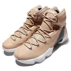 49b5ce88323a The Nike LeBron 13 Elite EXT is treated in a vachetta tan finish for its  latest iteration this summer. Find it at Nike stores soon.