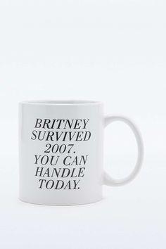 Britney Mug - Urban Outfitters