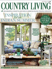 Living Style Magazine kitchentabletalent country living magazine xx uk