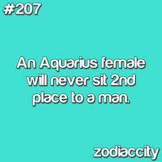 Aquarius woman profile