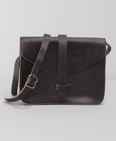 Levi's Modern Saddle Bag - Black - Bags & Wallets