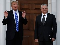 If Democrats try to oppose James Mattis for Defense Secretary it's not going to go well for them