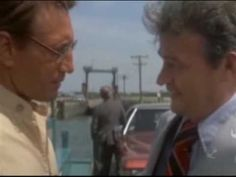 """Mayor Vaughn: You yell barracuda, everybody says, """"Huh? What?"""" You yell shark, we've got a panic on our hands on the Fourth of July."""