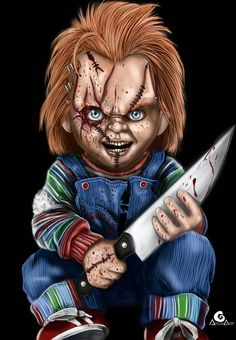 CHUCKY 'CHILDS PLAY'.