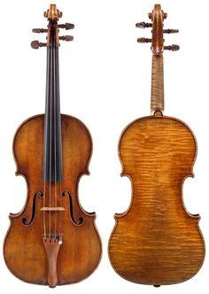 Antonio #Stradivari (1644-1737) - *Auer* (1690)