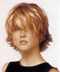Rough-and-Messy-Bob-Hairstyles.jpg 450×540 pixels