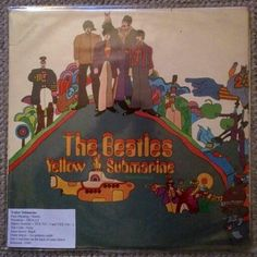Stereo Yellow Submarine UK first pressing
