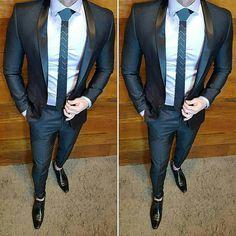 D´Sabrera Ternos De Moda Slim Fit Peru 1691209e91c