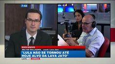 Disso Voce Sabia?: Entrevista exclusiva com o coordenador da Operação Lava Jato, Deltan Dallagnol