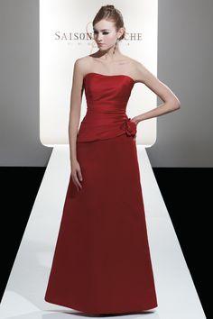 Saison Blanche Bridesmaids Style SB2210- European Matte Satin