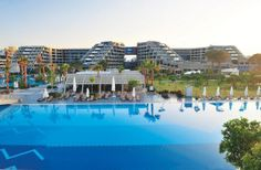 Thomson Holidays - Sensimar Belek in Belek Antalya, Perfect Weddings Abroad, Turkey Hotels, Live In Style, Beautiful Hotels, Hotels And Resorts, Luxury Hotels, Traveling By Yourself, Dolores Park