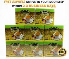 8 Boxes Gano Excel GanoCafe Ginseng Tongkat Ali Coffee With Ganoderma Extract FREE Express Shipping Arrives Within 23 Days Free 8 Sachets Gano Excel NG Gano Koppe 3 in 1 -- To view further for this item, visit the image link. (This is an affiliate link) Black Coffee, Hot Coffee, Iced Coffee, Coffee Drinks, Non Dairy Creamer, Blended Coffee, Instant Coffee, Way Of Life, Coffee Beans