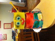 Sponge bob havin fun...