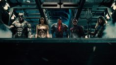The First Full Trailer for Justice League