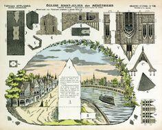 Le Vieux Paris d'Albert Robida: L'imagerie d'Epinal et le Vieux Paris