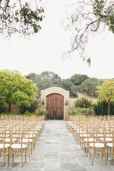 Monterey, CA - those doors! Photography By / http://onelove-photo.com,Floral Design By / http://kimenglandflowers.com