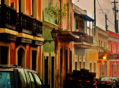 Bella Vida by Letty: Favorite Places ~ Old San Juan Puerto Rico