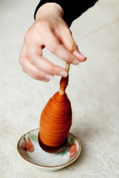tibetan spindle in action   # Pinterest++ for iPad #