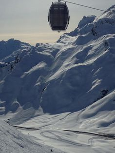 Is it possible to snowboard from St. Run of Fame Arlberg is 65 km long run around ski area. Ski And Snowboard, Snowboarding, Skiing, Run Around, Winter Sports, How To Run Longer, Alps, Sun, Mountains