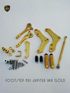Footstep NUI Jupiter MX Gold IDR 390.000,-/Set