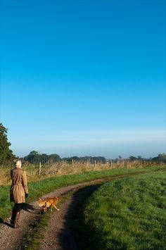 Walks to enjoy around Stapleford Park.