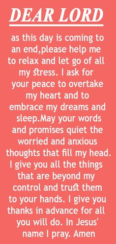 Most Powerful Evening Prayer Prayer Scriptures, Bible Prayers, Faith Prayer, Bible Verses Quotes, Faith Quotes, My Prayer, Wisdom Quotes, Good Prayers, Prayers For Healing
