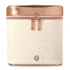 This cute vanity case is spot-on for all of your Zoella favourites! Perfect for the bathroom or a weekend away.